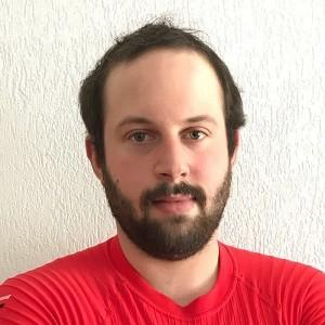 Porträt von Tobias Bischoff