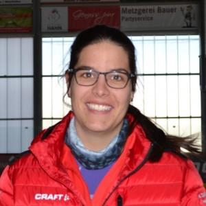 Porträt von Madlaina Caviezel